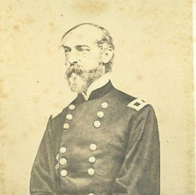 C.1863 Union Civil War General George Meade Standing