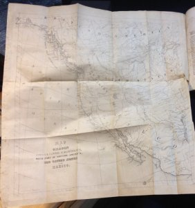(1846) Travels Over Table Lands And Cordilleras Of
