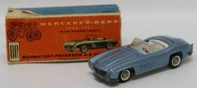Vintage Tekno (denmark) 1:43 Scale Diecast Mercedes