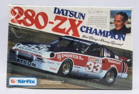Us Airfix 1:24 Datsun 280-zx Paul Newman Bob Sharp's