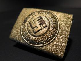 Wwii German Nazi Buckle