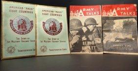 Wwii Army Literature