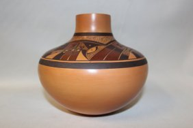 American Indian Pottery : Native American Hopi Pottery