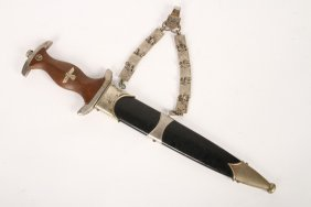 World War Ii Nazi Officer's Dagger C.1940