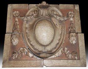 Multi Piece Terracotta Frieze 1910