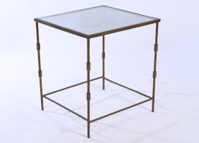 Giacometti Style Occasional Table C.1950