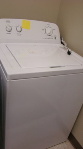 Roper Clothes Washer