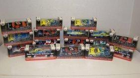 Set Of 16 Action Dale Earnhardt Collector Set