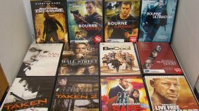 24 Various Dvd Movies
