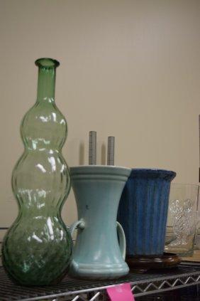 Pottery & Glass Decorative Items