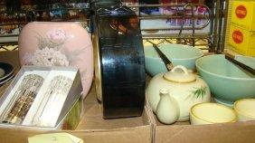 Various Asian Items