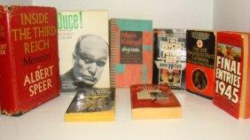 8 Various Books On Hitler's Germany