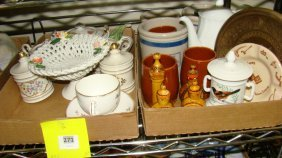 2 Boxes Of Various Knick Knacks