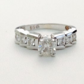 1.20 Carat Diamond Engagement Ring