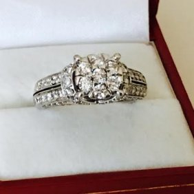 2ct Diamond Engagement Ring