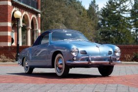 1958 Volkswagen Karmann Ghia Low Light Cabriolet
