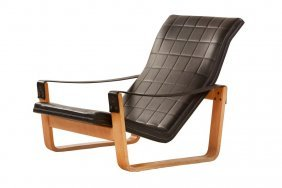 Ilmari Lappalainen Lounge Chair