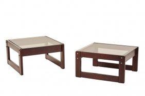Percival Lafer Side Tables (2)