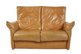 Love Seat In The Style Of Gerard Van Den Berg