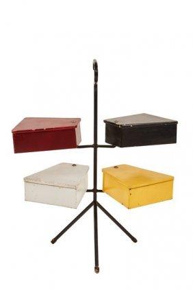 Cees Braakman Sewing Box