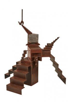 Infinite Stairs Scultpure