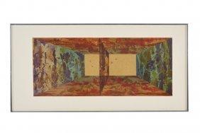 Ron Davis Gemini Gel Lithograph
