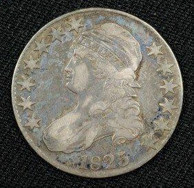 1825 Bust Half VF