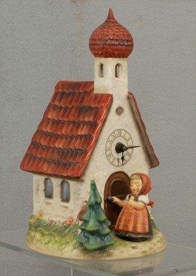 Hummel, Chapel Time Clock, TMK 6, #442, No Damage, W