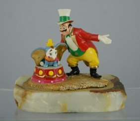 Dumbo, Ron Lee Figurine, Signed Ron '96, 426/950,