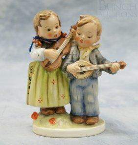 "Hummel Figurine ""Happy Days"" No 150/0, 5 1/4"" Tal"