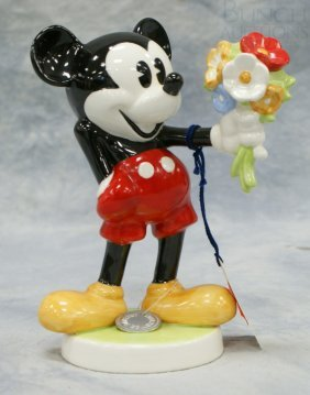 Walt Disney's Mickey Mouse, Limited Edition For M