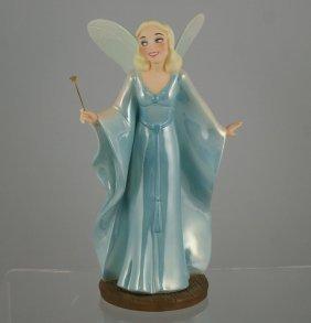 Pinocchio, The Blue Fairy Making Dreams Come Tru