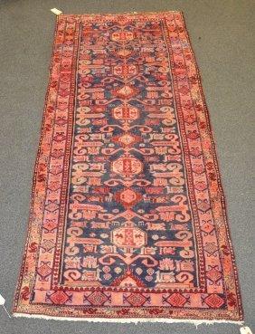 "4'7"" X 11' Turkish Hall Carpet"