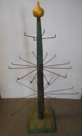 Custom Christmas Ornament Display