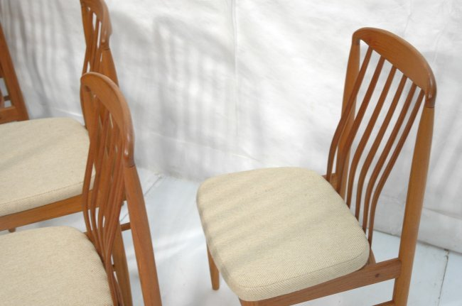 Benny Linden Teak Chairs Images Dining And