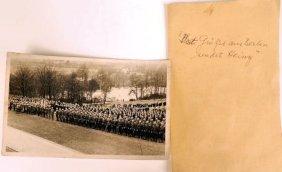 War Memorabilia Postcard