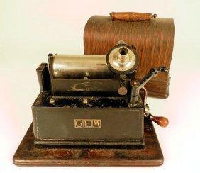 Thomas A. Edison Gem Phonograph