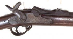 Antique Rifle C1873 Us Springfield 45-70 Trapdoor 1873