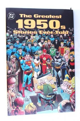 Vintage Comic Book Signed By Joe Kubert ( The Greatest