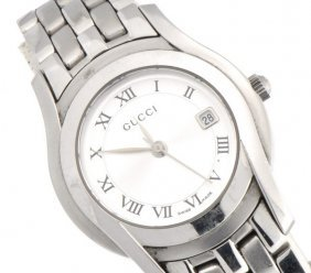 Certified Estate Ladies Gucci Watch