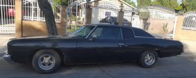 Classic 1972 Chevy Impala