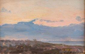 Isaak Ilyitch Levitan (russian 1860-1900)