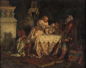 Fedor Fedorovich Buchholz (russian 1857-1942)