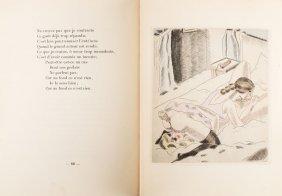 Erotic Songs By Pierre-jean De Beranger Illustrated By