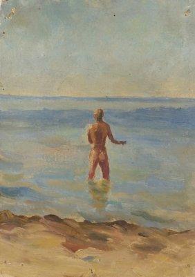 Arkady Grigorievich Pavluk Nude Russian Painting