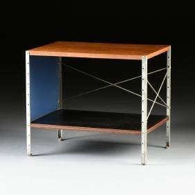 "A Charles And Ray Eames ""eames Storage Unit"" (esu)"