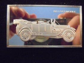 1000 Grains (over 2 Oz.) Sterling Silver Pf Ingot 1913