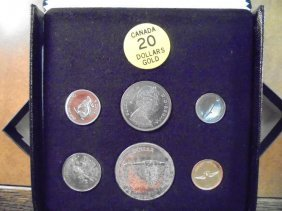 1967 Canada Proof Set Original Mint Packaging