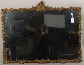 Gilt Plaster Mirror