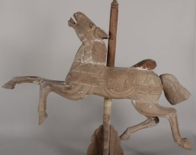 Carousel Horse, American, Early 20th C